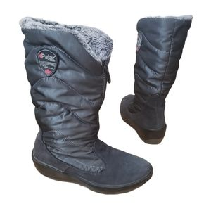 PAJAR Gray Winter Boots size 7